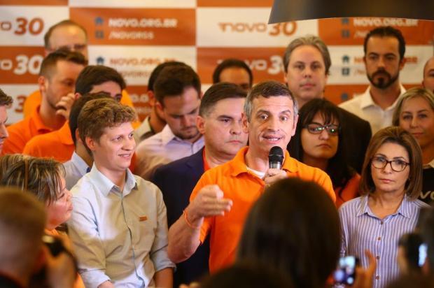 Mateus Bandeira é confirmado candidato a governador pelo Novo Lauro Alves/Agencia RBS