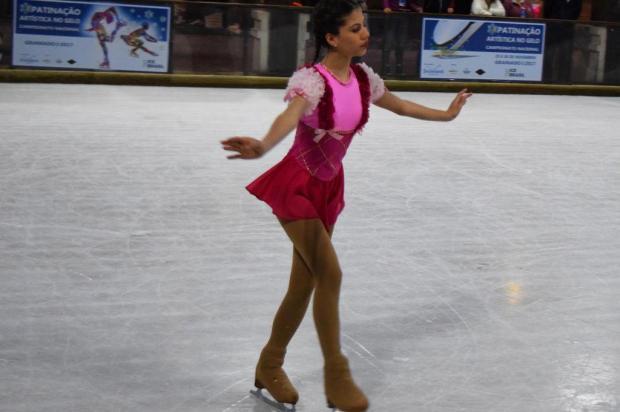 Gramado recebe Campeonato Brasileiro de Patinação Artística no Gelo neste final de semana CBDG/Divulgação