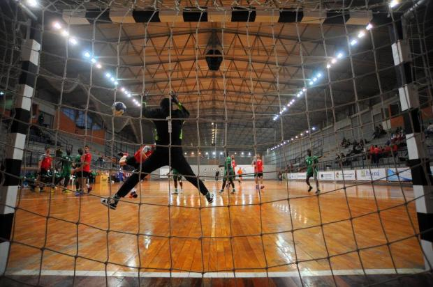Brasil disputará o 3º lugar no Handebol de Surdos feminino Felipe Nyland/Agencia RBS