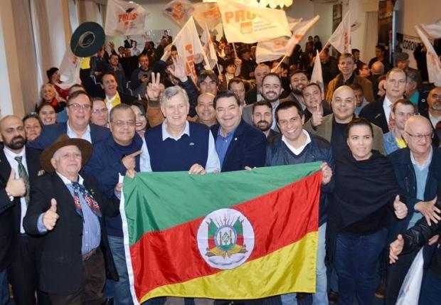PROS define apoio ao PP na corrida ao Governo do Estado Gilberto Machado / Divulgação/Divulgação