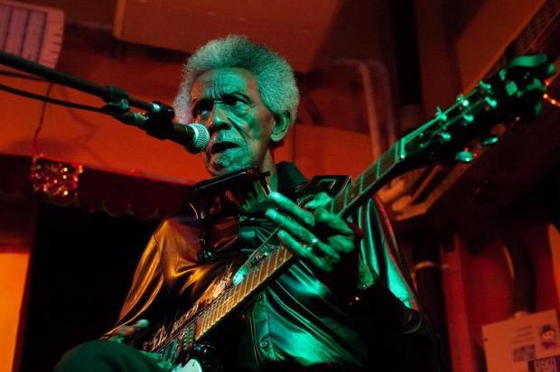 Mississippi Delta Blues Bar, em Caxias do Sul, recebe o bluesman Lil Jimmy Reed nesta terça-feira Nath Santos/Divulgação
