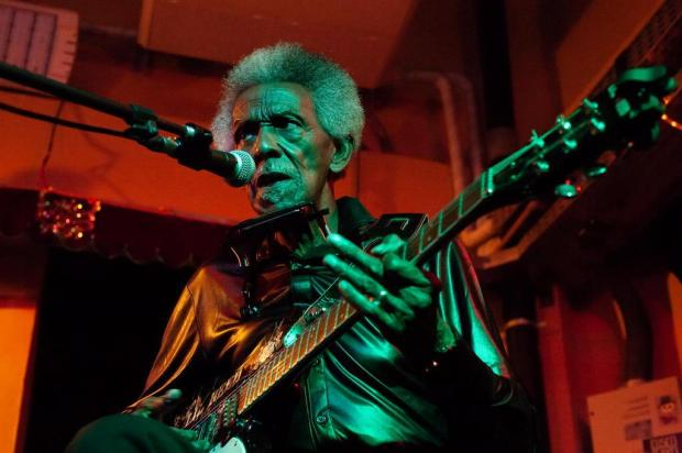 Agenda: Mississippi Delta Blues Bar recebe o bluesman Lil Jimmy Reed nesta terça em Caxias Nath Santos/Divulgação