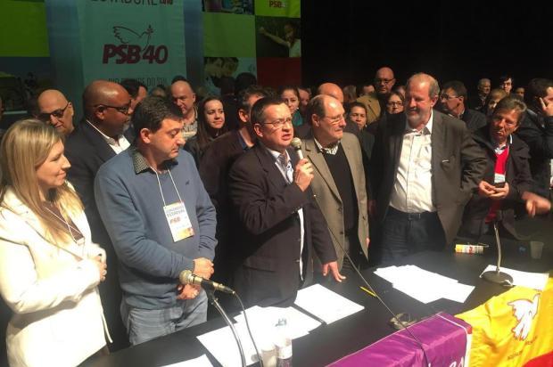 PSB aprova apoio a Sartori nas eleições de outubro Priscila Valerio/Divulgação