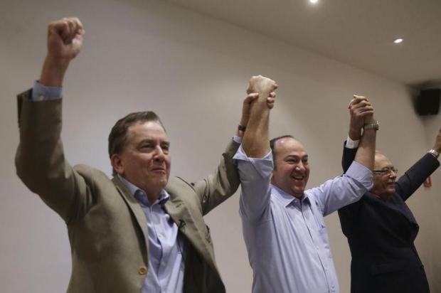 Paulo Rabello, candidato a presidente pelo PSC, diz que seria simpático ter mulher como vice Antonio Cruz/Agência Brasil