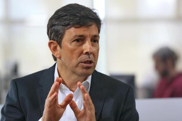 João Amoêdo, do Novo, apresenta registro no TSE e declara patrimônio deR$ 425 milhões Júlio Cordeiro/Agencia RBS