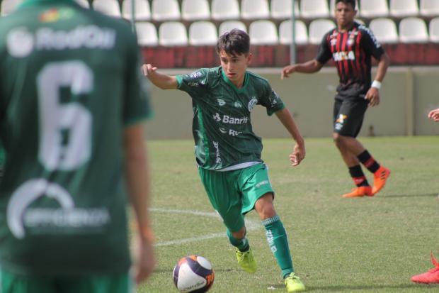 Juventude perde para o Atlético-PR e é eliminado da Taça BH Assessoria P2 / Divulgação/Divulgação