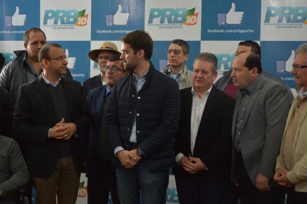 PRB decide coligar com Eduardo Leite, do PSDB, na disputa para o governo do Estado Jorge Fuentes/Divulgação