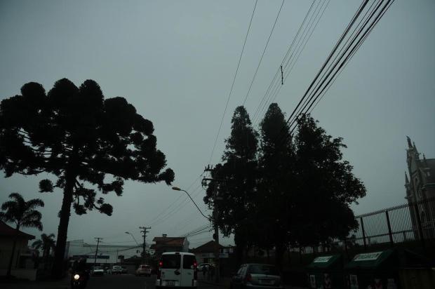 Frio começa a perder força nesta quarta-feira na Serra Diogo Sallaberry/Agencia RBS