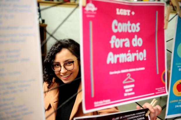 Oficina, em Caxias, debaterá presença de personagens LGBT+ em livros Diogo Sallaberry/Agencia RBS
