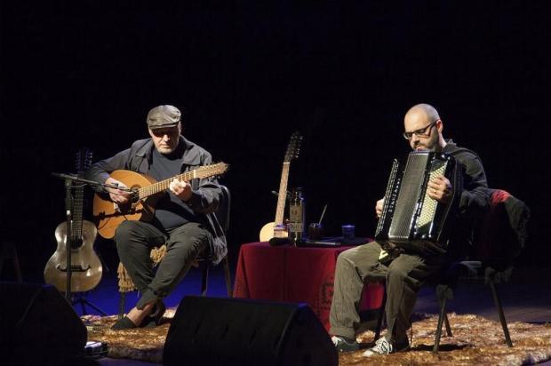 Agenda: Valdir Verona e Rafael de Boni apresentam show Duo de Viola e Acordeon nesta sexta em Caxias Lisandro Stalivieri/Divulgação