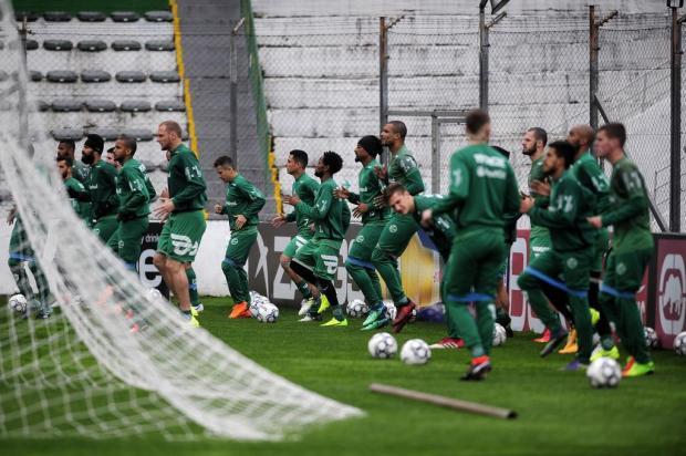 Intervalo: As boas notícias para Julinho Camargo antes de enfrentar o CSA Marcelo Casagrande/Agencia RBS