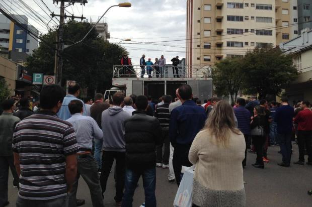 Convenção coletiva entre empresas e trabalhadores ainda não é consenso em Caxias do Sul André Fiedler/Agência RBS