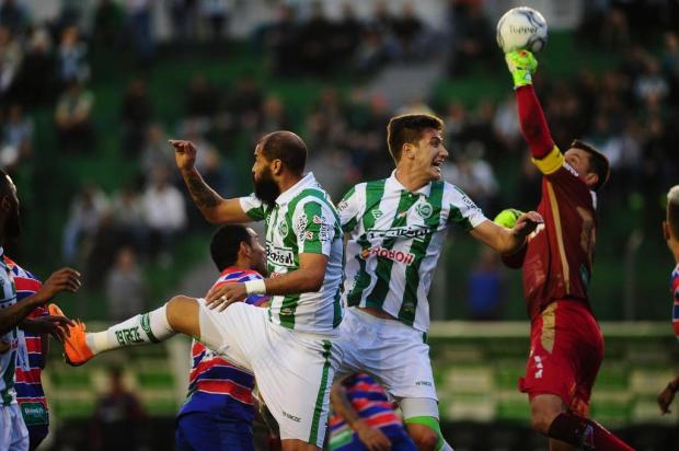 Vídeo: Julinho Camargo aponta a falta de efetividade como vilã na derrota do Juventude Diogo Sallaberry/Agencia RBS