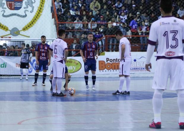 BGF sofre goleada para o Uruguaianense fora de casa Uruguaianense / Divulgação/Divulgação