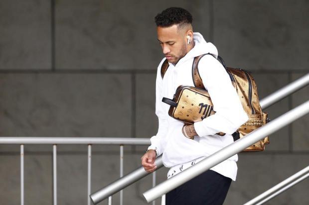 Intervalo: O comercial de Neymar foi mais um tiro no pé na reconstrução da imagem do jogador Benjamin CREMEL / AFP/AFP