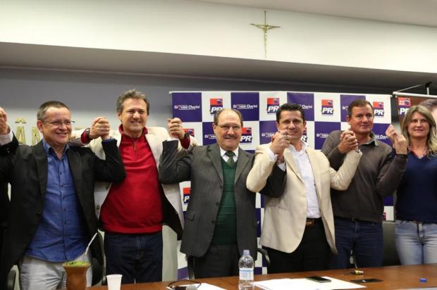 MDB ganha apoio do PR para reeleição de Sartori Luiz Chaves/Divulgação