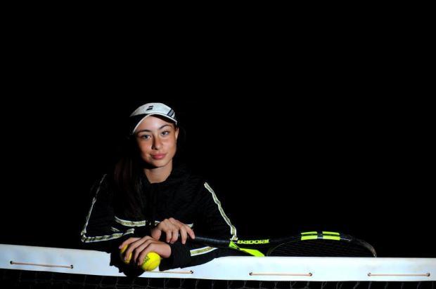 Tenista caxiense Amanda de Oliveira é campeã brasileira em Uberlândia Lucas Amorelli/Agencia RBS