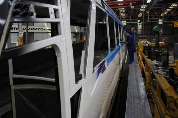 Economia caxiense fecha semestre com alta de 8% Marcelo Casagrande/Agencia RBS