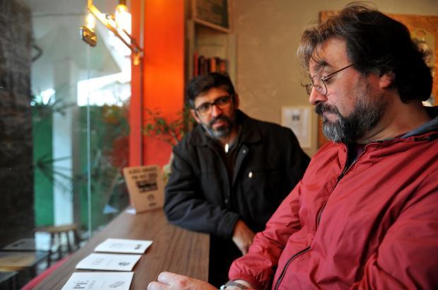 Escritores radicados em Caxias do Sul lançam editora focada em plaquetes Lucas Amorelli  / Agência RBS/Agência RBS