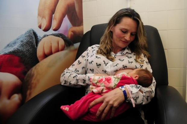 Conheça ações que ajudam mães a amamentar em Caxias do Sul Marcelo Casagrande/Agencia RBS