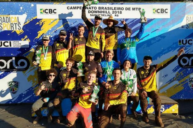 Equipes da Serra se destacam no Brasileiro de Downhill Bike&Cia/Divulgação