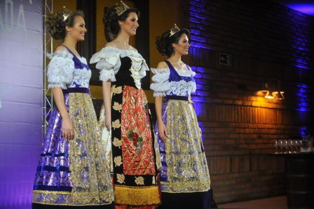 Conheça os trajes oficiais da rainha e princesas da Festa da Uva Lucas Amorelli/Agencia RBS