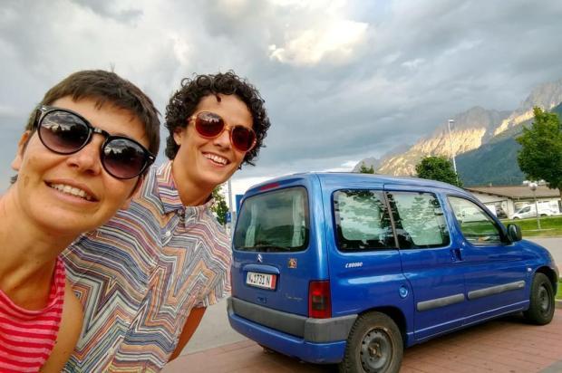 3por4: brasileiras participam de festival de arte em San Marino, na Itália Renata Nascimento/Divulgação