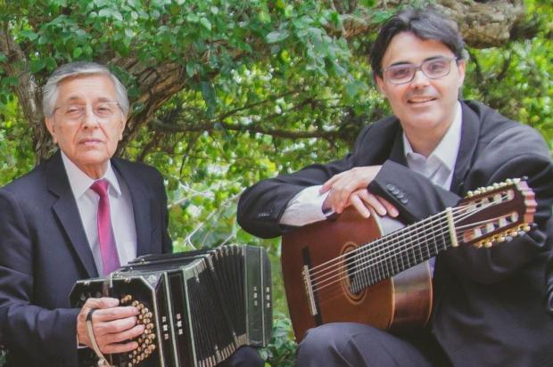 Mostra Tum Tum Instrumental apresenta Tango Duo e El Club de Tobi neste domingo, em Caxias Patrícia Magallanes/Divulgação