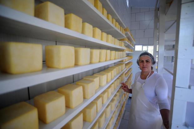 """""""Entro em pânico sempre que as fiscais aparecem"""", diz dona de queijaria em Caxias Felipe Nyland/Agencia RBS"""