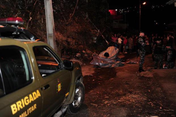 Após chacina, silêncio impera em bairros violentos de Caxias Porthus Junior/Agencia RBS