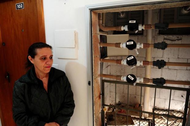 Moradores temem perder descontos na conta da água no Campos da Serra em Caxias Diogo Sallaberry/Agencia RBS