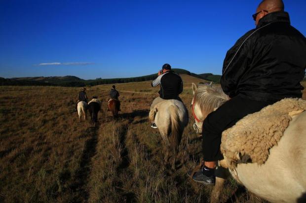 Turismo: que tal conhecer Cambará do Sul a cavalo? Tadeu Vilani/Agencia RBS