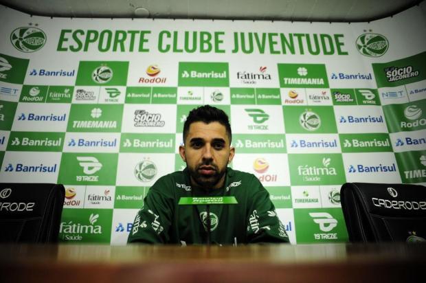 Após doping, volante Lucas poderá jogar pelo Juventude em 15 dias Marcelo Casagrande/Agencia RBS