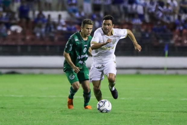 Julinho lamenta falta de aproveitamento do Juventude no melhor momento contra o CSA Thiago Parmalat / Ascom CSA, Divulgação/Ascom CSA, Divulgação