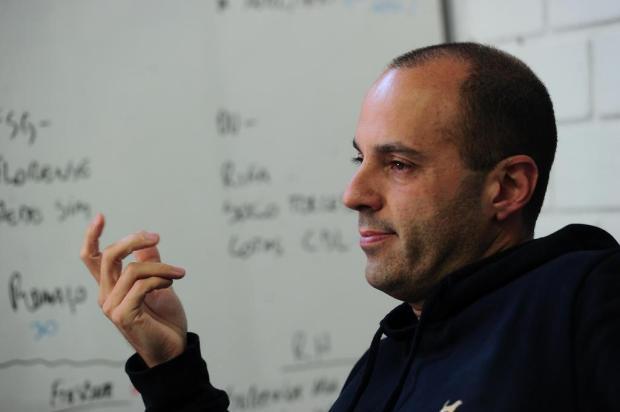 Técnico do Caxias Basquete, Barbosa fala da frustração com o fim do sonho Porthus Junior/Agencia RBS