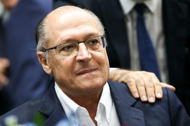 PSDB confirma Alckmin como candidato a presidente da República Marcelo Camargo  / Agencia Brasil/Agencia Brasil
