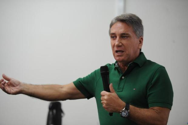 """""""É uma campanha que tem tudo para crescer"""", diz Germano Rigotto, vice de Meirelles Porthus Junior/Agencia RBS"""