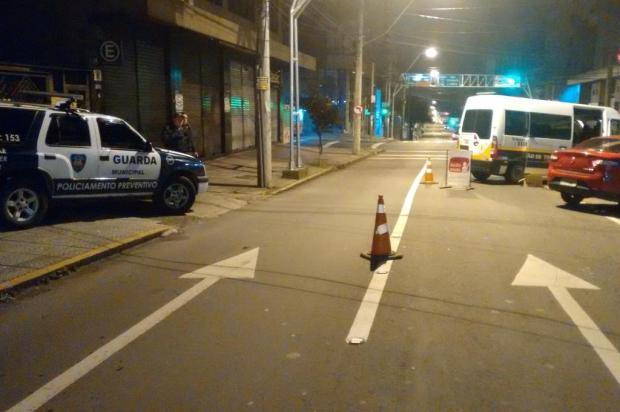 Vinte motoristas são flagrados sob efeito de álcool no final de semana, em Caxias Prefeitura de Caxias/Divulgação