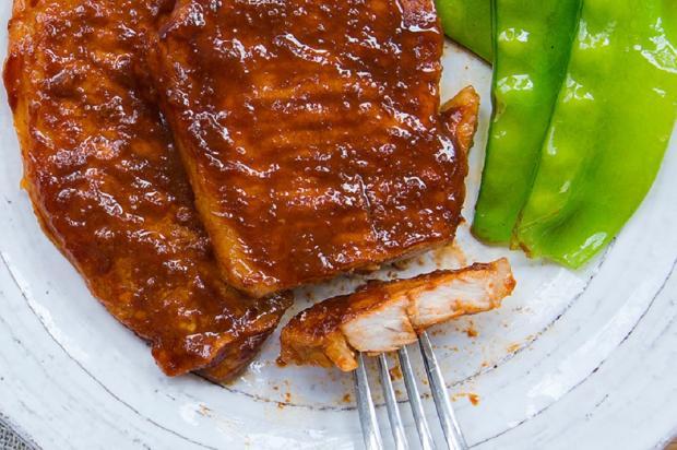 Na cozinha: prove este delicioso lombo ao barbecue Sadia / Divulgação/Divulgação