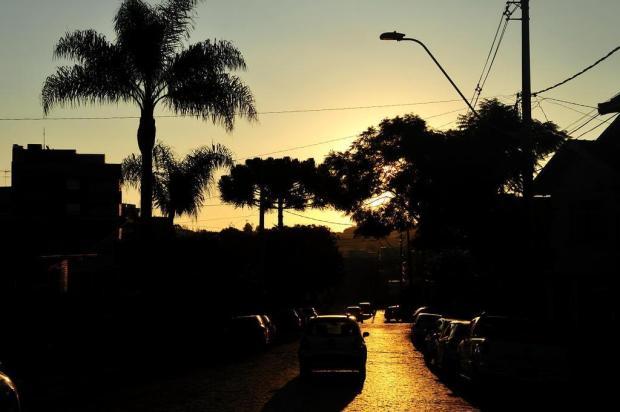 Terça-feira terá mínima de 6°C em Caxias do Sul Diogo Sallaberry/Agencia RBS