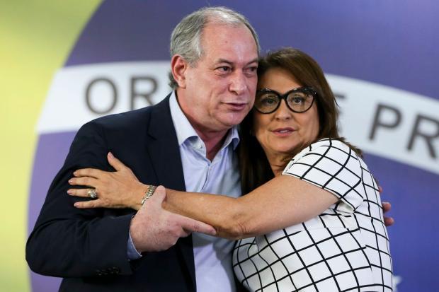 Kátia Abreu é confirmada vice de Ciro Gomes Marcelo Camargo / Agencia Brasil/Agencia Brasil