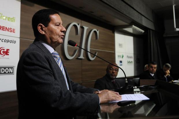 Vereador Edson da Rosa não vê polêmica em declaração de Mourão sobre negros Marcelo Casagrande/Agencia RBS