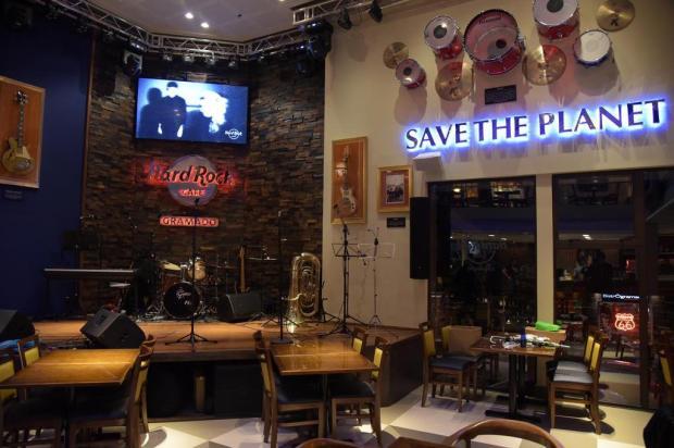 3por4: Mais de 30 mil pessoas já visitaram o Hard Rock Café Gramado Rafael Cavalli/Divulgação