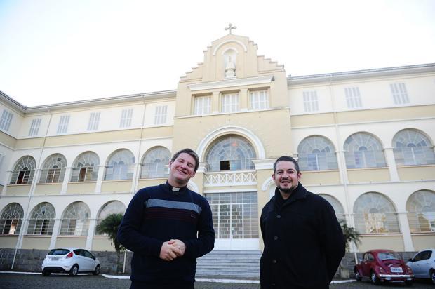 Seminário Nossa Senhora Aparecida, em Caxias, não formará mais seminaristas Diogo Sallaberry / Agência RBS/Agência RBS