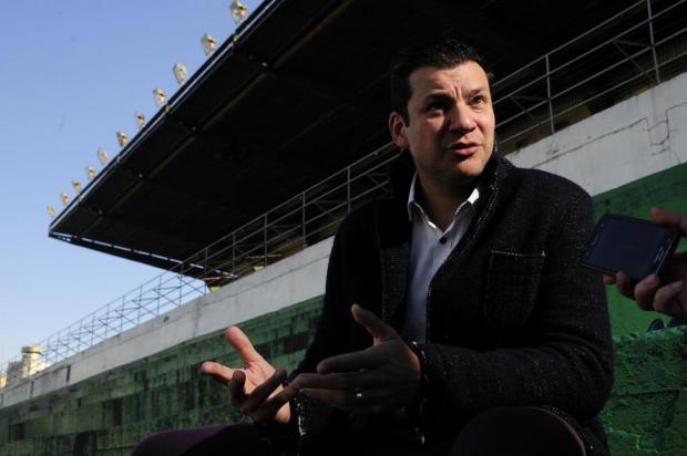 Clube em reestruturação: Vice de futebol do Juventude fala das perspectivas para o returno Marcelo Casagrande/Agencia RBS