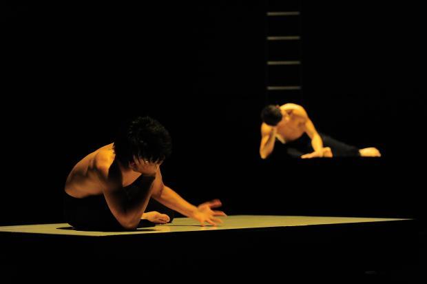 3por4: coreógrafo Ney Moraes realiza seleção de bailarinos nesta quinta-feira, em Caxias Porthus Junior, BD  25/06/2013 / Agência RBS/Agência RBS