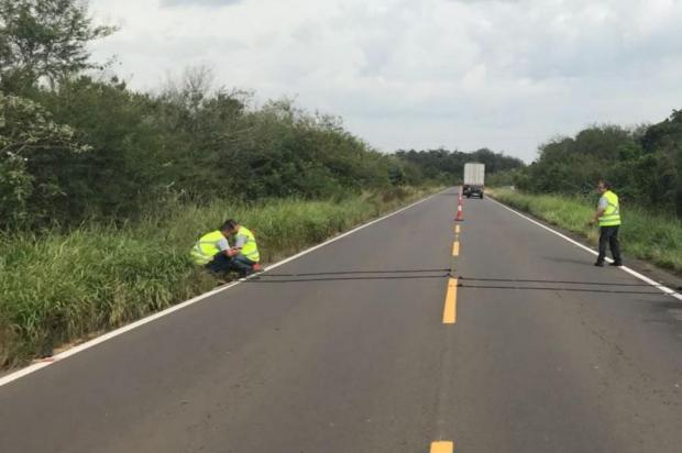 Nove estradas da Serra recebem equipamento de contagem de tráfego até novembro Daer/Divulgação