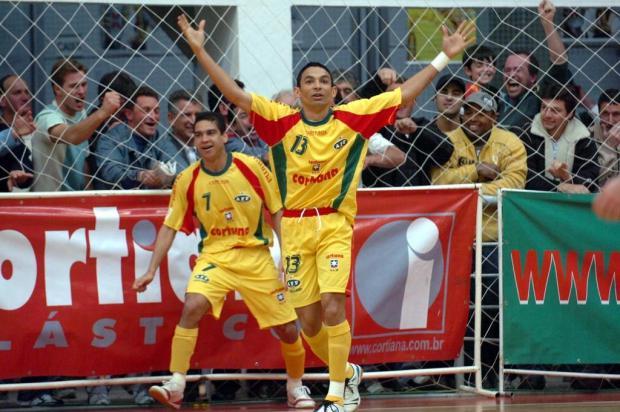 Pós-Enxuta, Juventude, Vasco e UCS/Cortiana retomaram o futsal de Caxias Porthus Junior/Agencia RBS