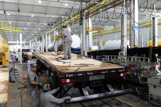 Randon, de Caxias, cresce 46,6% no primeiro semestre Roni Rigon/Agencia RBS