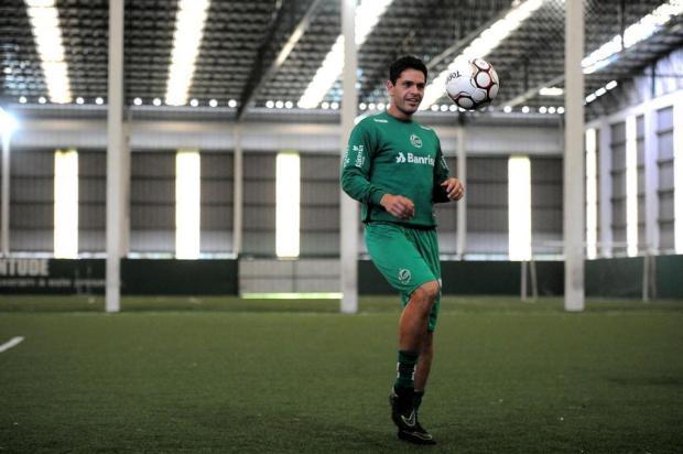 Intervalo: Como Fahel poderá acrescentar ao clube do Juventude Felipe Nyland/Agencia RBS